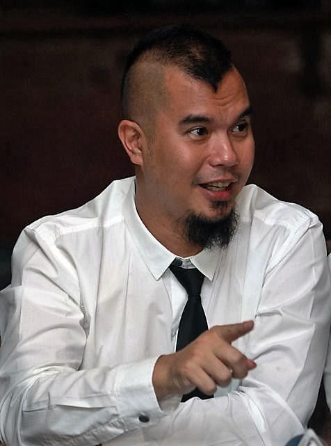 Ahmad Dhani Jokowi Kan Gak Ganteng, Nggak Kayak Saya