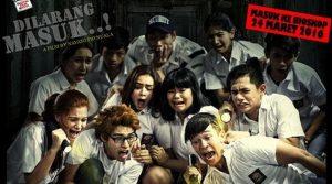 Film Horor Dilarang Masuk Punya Nilai Hikmah