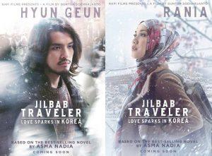 Ganteng Ala Pria Korea, BCL Cantik Berhijab Saat di Poster Jilbab Traveler