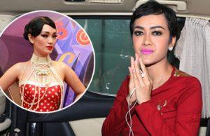 Kasus Zaskia Gotik, Julia Perez Minta Maaf Lewat Instagram