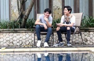 Persahabatan Kepompong Teuku Rassya & Aliando