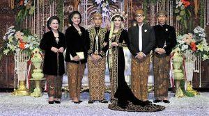 Presiden Jokowi Resmi Jadi Kakek