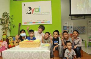 Sisca Dewi Rayakan Ultah ke-37 Bareng Anak Penderita Kanker