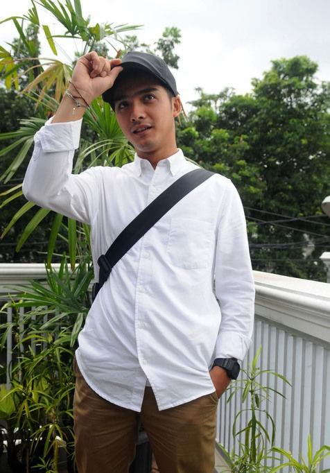 Usia 2 Anaknya Tak Beda Jauh, Ricky Harun Mulai Kerepotan
