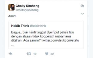 choky sitohang