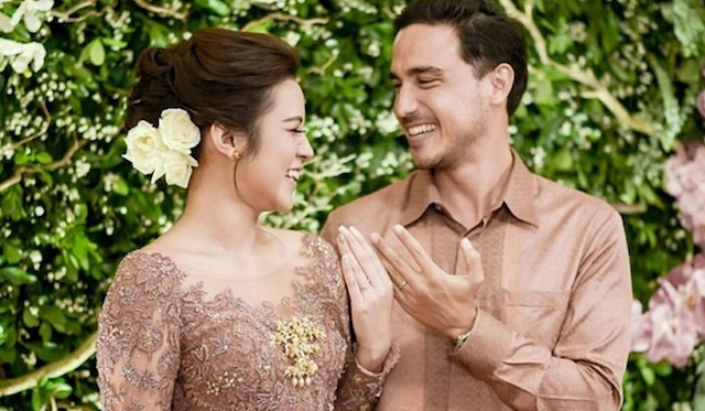 raisa hamish daud menikah