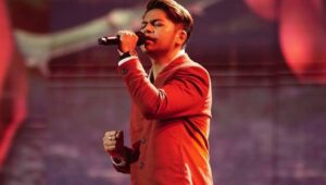 Mark Natama Indonesial Idol