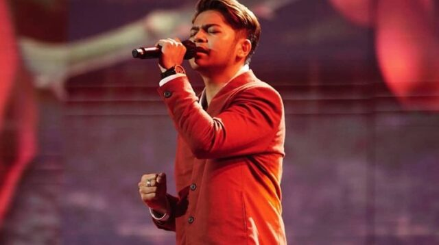 Mark Natama Indonesial Idol